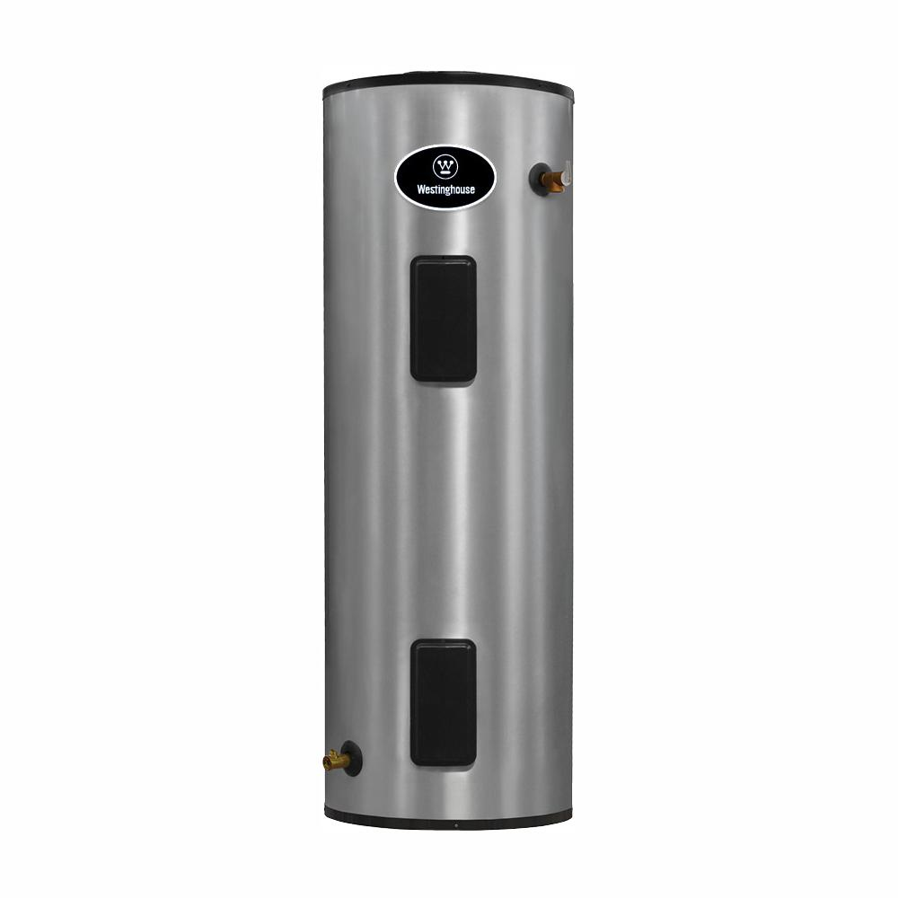 52 Gal. 4500-Watt Lifetime Residential Electric Water Heater with Durable 316 l Stainless Steel Tank