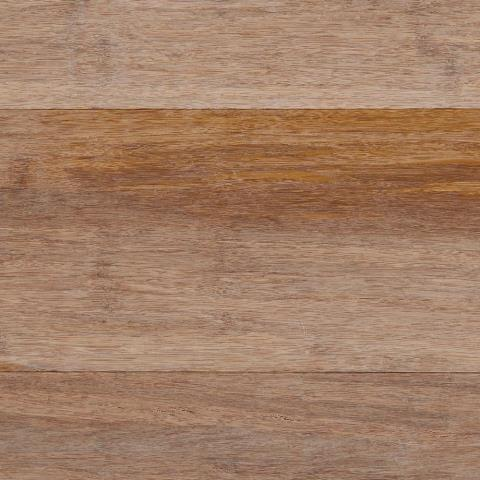 Wire Brushed Strand Woven Sand 1/2 in. T x 5-1/8 in. W x 72-7/8 in. L Solid Bamboo Flooring (25.88 sq. ft. / case)