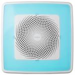 ChromaComfort 110 CFM Ceiling Bathroom Exhaust Fan w/ Customizable Multi-Color LEDs and Smart Phone App